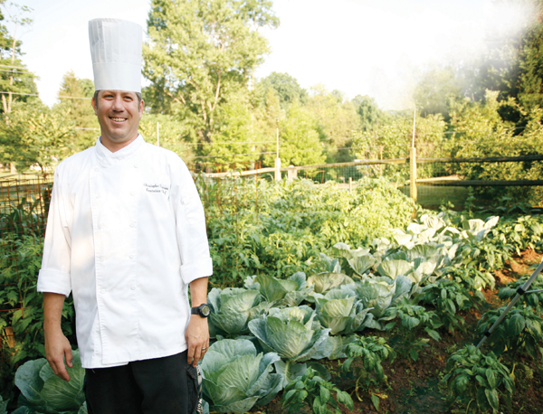 Recipes from Executive Chef Chris Faessen