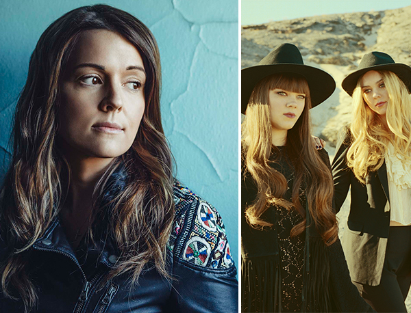 Arvind's Spotlight: Brandi Carlile and First Aid Kit