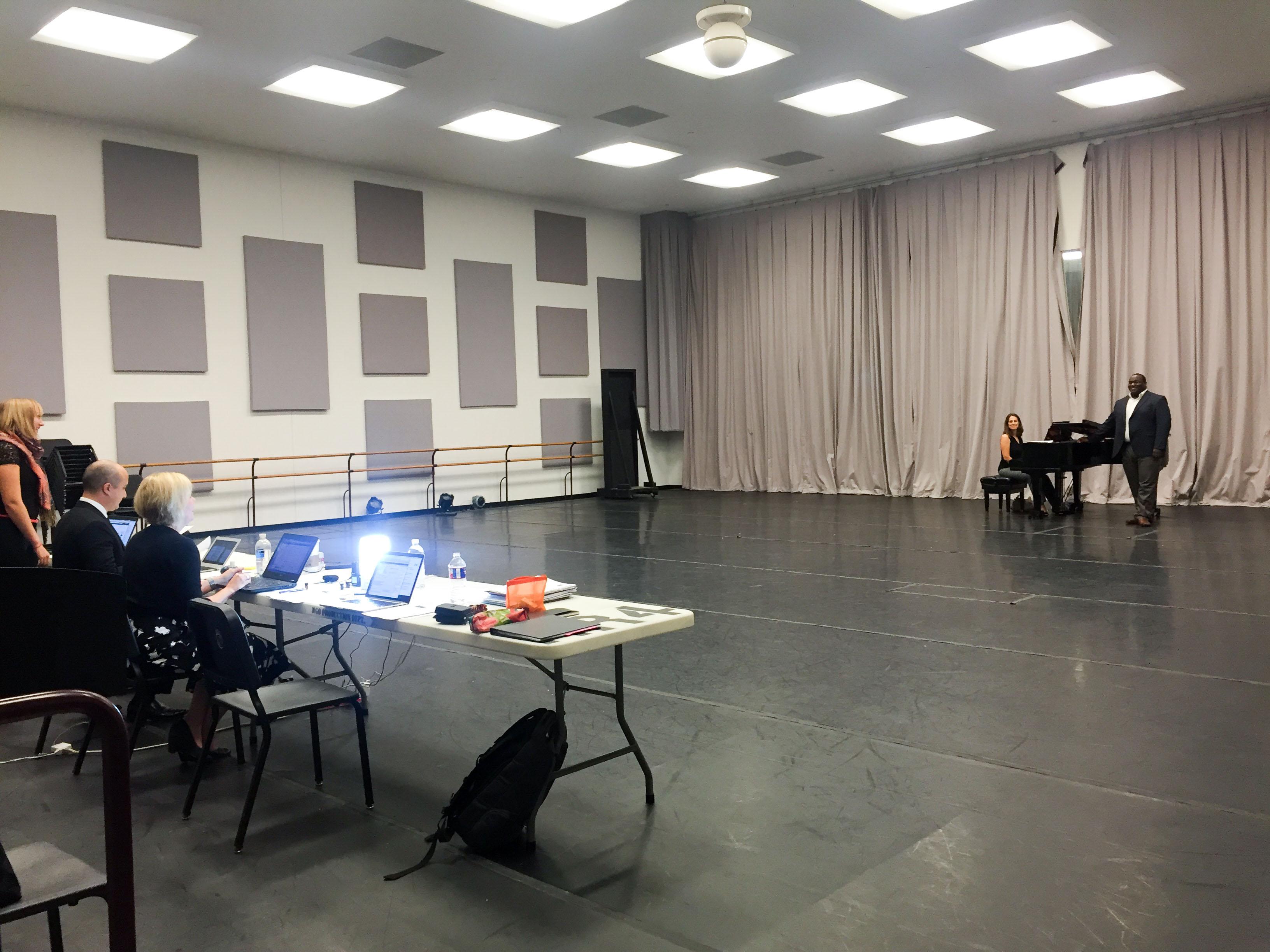 Wolf Trap Opera Audition Tour 2016