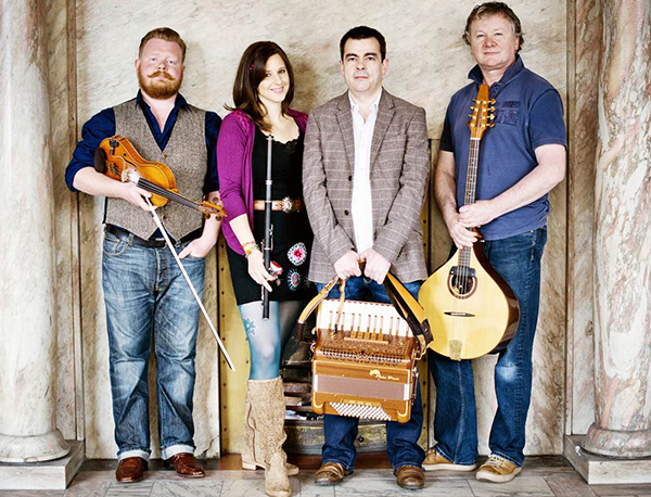 St. Patrick's Day Playlist: The Alan Kelly Gang