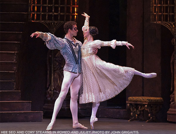 Q&A: Hee Seo, Juliet of American Ballet Theatre's Romeo and Juliet