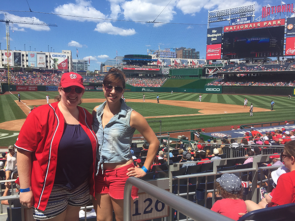 Winners at Nats Park