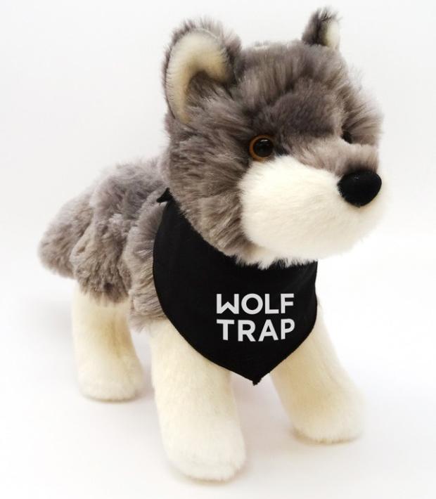 Wolfie Doll