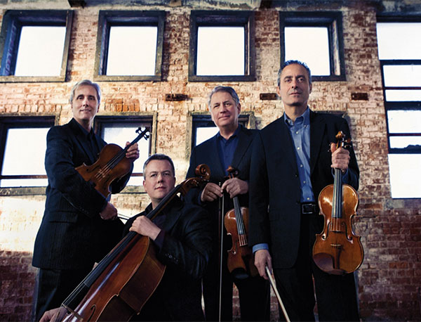 Emerson String Quartet: A Living Legacy of Chamber Music