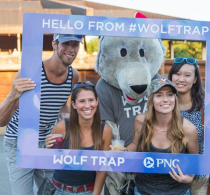 Share Your Love of Wolf Trap on #GivingTuesday