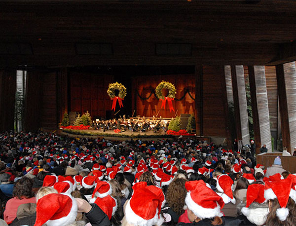Holiday Cheer at Wolf Trap