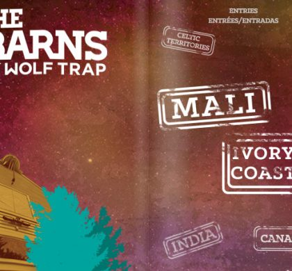 Destination Wolf Trap: Western Africa