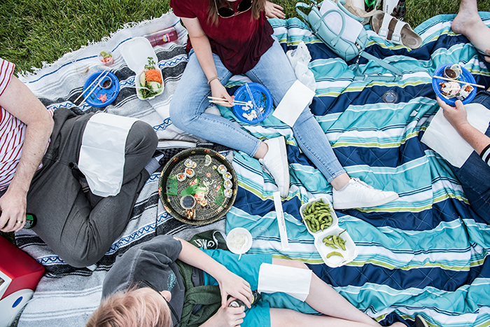 The Art of a Perfect Picnic