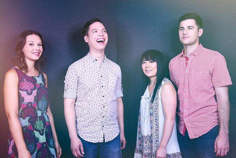 Q & A with the Attacca Quartet