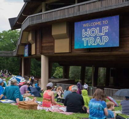 What's New at Wolf Trap?