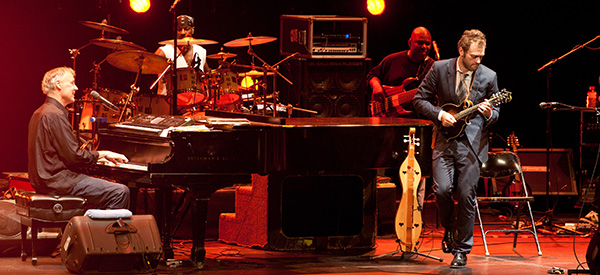 Chris Thile and Bruce Hornsby