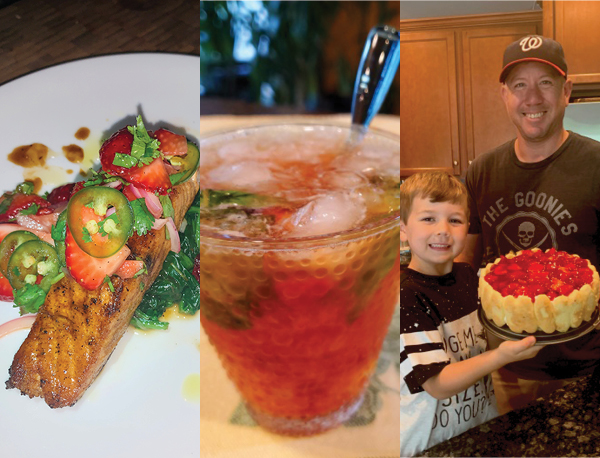 Wolf Trap's Summer Strawberry Recipes for Home