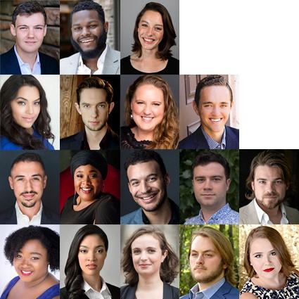 2020 Studio Artists