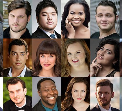 Welcome 2020 Wolf Trap Opera Artists
