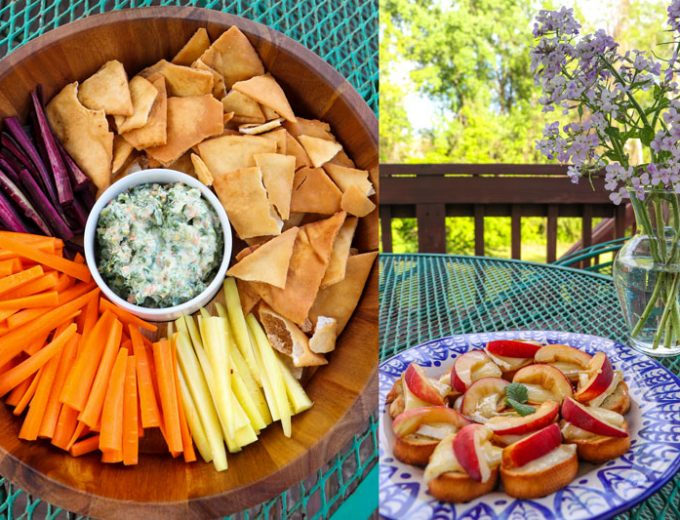 Wolf Trap Picnic at Home Recipes