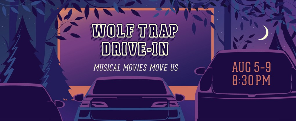 A Night at the Movies with Wolf Trap