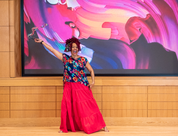 "Fostering a Greater Appreciation for Other Cultures Through Movement: Up Close with Wolf Trap Master Teaching Artist ""Ms. T"""