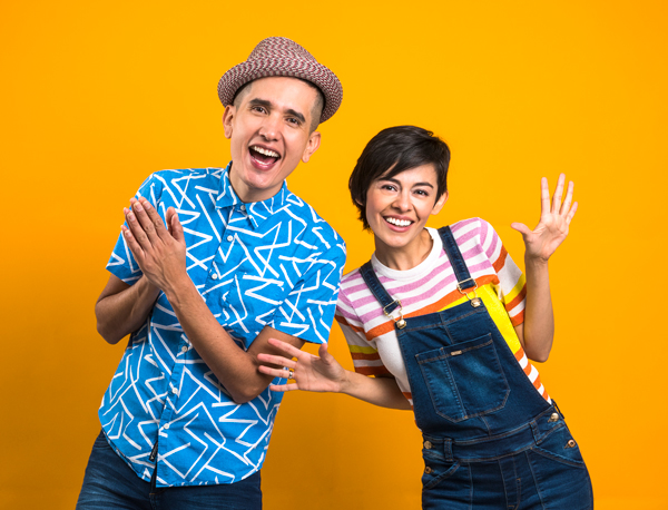 Catching Up With Latin Duo 123 Andrés, Rock Star Champions for Little Language Learners