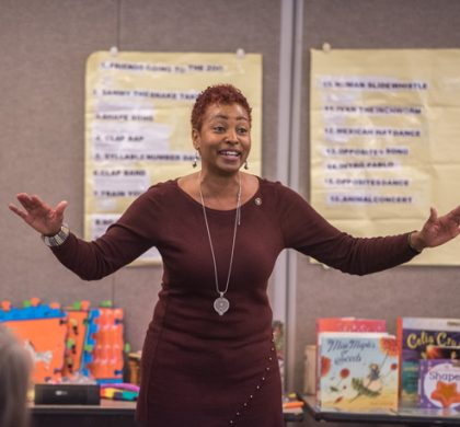 Master Teaching Artist Perspective: Wincey Terry-Bryant: Finding 'AHA!' Moments in Everyday Learning